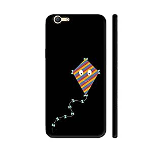 Colorpur Vivo Y66 Cover - Colourful Kite Printed Back Case