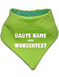 Halstücher Kinder Halstuch Sommer Stripes Sag einfach Prinzessin zu mir/in 9 Designs/Größen 0-36 Monate KLEINER FRATZ Baby Bekleidung