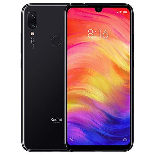 "Xiaomi Redmi Notes 7 16 cm (6.3 "") 4 GB 64 GB Dual SIM híbrido 4G Negro 4000 mAh"