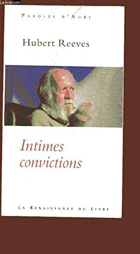 Intimes convictions par Hubert Reeves