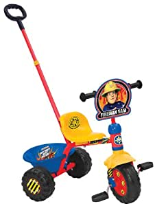 Fireman Sam My First Trike Age 2+ (Toddler) - Boys Outdoor Toy