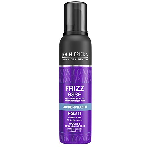John Frieda Frizz Ease Lockenpracht Mousse, 1er Pack (1 x 200 ml)
