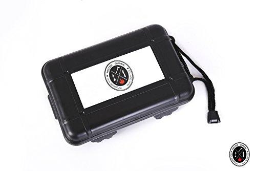 GRDE Lampada torcia tascabile LED 900 lm, fascio regolabile e ricaricabile, super luminosa, intensità regolabile, 5 modalità (batteria ricaricabile inclusa)