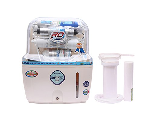 Aquafresh Apple J12 12 ltr RO+UV+TDS Controller+UF+Mineral Cottage+Sediment+Carbon Filter + Free Extra Bowl Set(cover up warranty) water purifier  available at amazon for Rs.4699