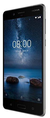 Nokia 8 (Steel, 64GB)
