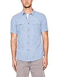 edc by Esprit 047cc2f007, Chemise Casual Homme