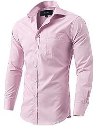 Rosa it camicia cerimonia uomo da Amazon bianca Camicie qw6fcOfA