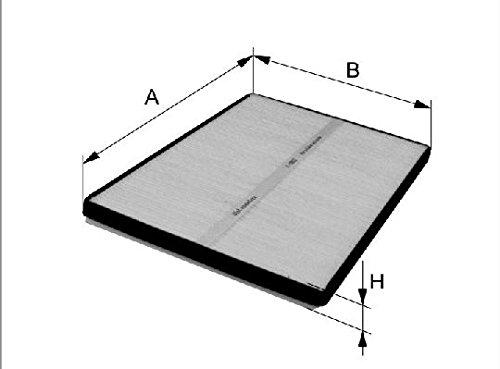 Preisvergleich Produktbild FILTRON K1154 Filter,  Innenraumluft