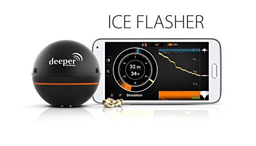 Fischfinder Deeper Smart Bluetooth DP0H10S10