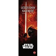 Star Wars Lesezeichen & Kalender - Kalender 2018