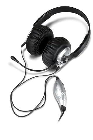 PS3 Headset für Game Audio und Chat mit Cinch-Anschluss