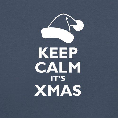 Keep Calm It's Xmas - Herren T-Shirt - 13 Farben Navy
