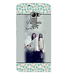 PrintDhaba Quote D-4665 Back Case Cover for LENOVO VIBE X3 c78 (Multi-Coloured)