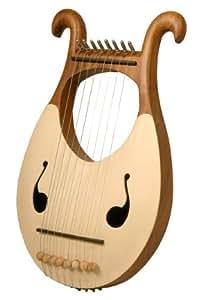 Mid-East Lyre Harp, 8 String