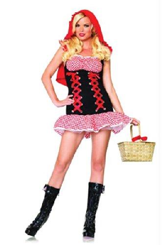 Red Hot Riding Hood Med/lrg ()