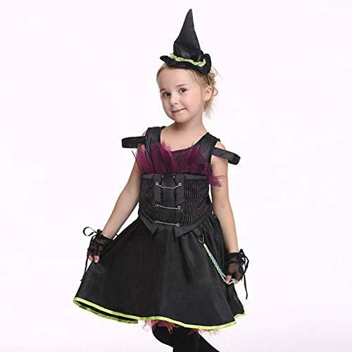 Anime Kostüm Cosplay Niedlichen - QWE Halloween Kostüm Anime Cosplay Mädchen Rock Kleid Performance Kleidung Kinder Performance Kleidung