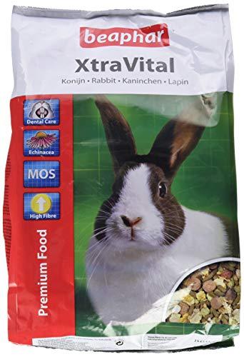 Beaphar XtraVital Kaninchen Futter, 1er Pack (1 x 2.5 kg)