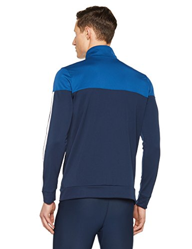 Under Armour Herren Sportstyle Pique Jacket Oberteil blau