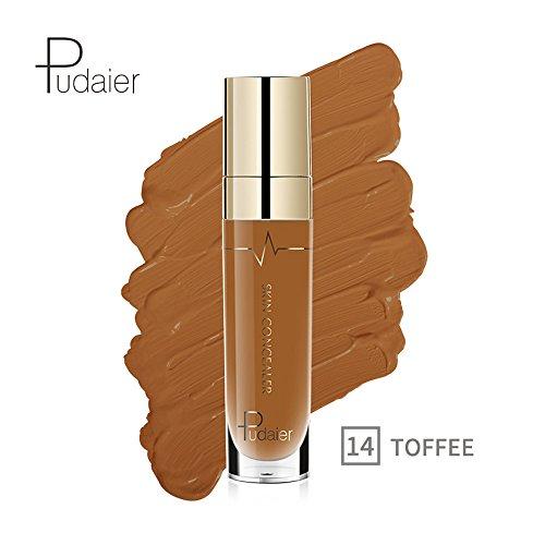 Perfecting Essence (DEELIN Face Eye Foundation Concealer Highlight Kontur Flüssiges Stick Makeup Natrual Crea)