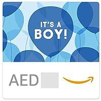 Amazon.ae eGift Card - Baby Shower Boy