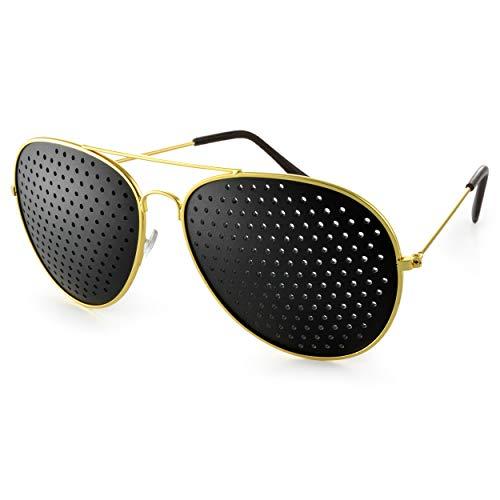 Rasterbrille im stylischen
