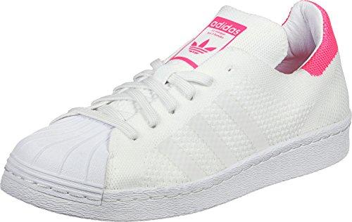 adidas Superstar 80s PK W Scarpa bianco rosa