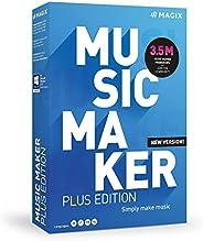Music Maker – 2021 Plus Edition – Zum eigenen Song mit nur 5 Klicks|Plus|multiple|limitless|PC|Disc|Disc
