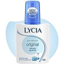 LYCIA Deo.vapo original 75 ml. - Femenina desodorante y unisex