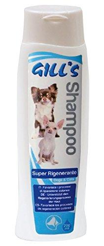 croci-gills-shampooing-super-reconstituant-pour-chien-200-ml-lot-de-2
