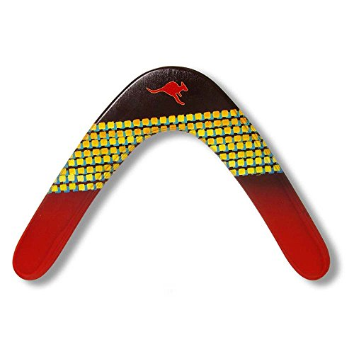 Boomerangfan boomerangfanboomer-l 29cm Boomer Linkshänder Boomerang