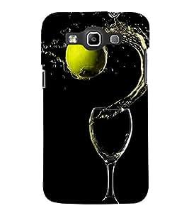 Print Masti Designer Back Case Cover for Samsung Galaxy Win I8550 :: Samsung Galaxy Grand Quattro :: Samsung Galaxy Win Duos I8552 (Water Glass Bubble Fountain )