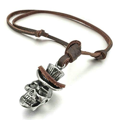 daesar-stainless-steel-necklaces-men-women-retro-skull-pendant-necklace-leather-skull-pendant-2132mm