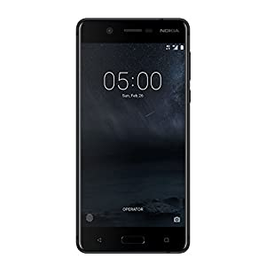 Nokia 5 SIM Free Android Smartphone – Matte Black