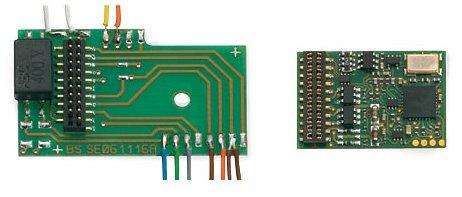 Preisvergleich Produktbild Märklin 60942 - Lok-Decoder mit Leiterplatte