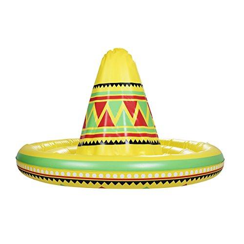 Preisvergleich Produktbild aufblasbarer Riesen Sombrero