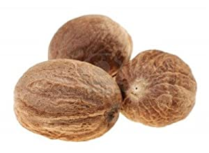 Whole Nutmeg | 10pcs by falconsuperstore