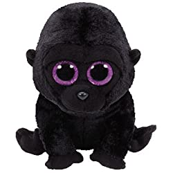 Ty Peluche, Juguete, Color Negro, 15 cm (United Labels Ibérica 37222TY)