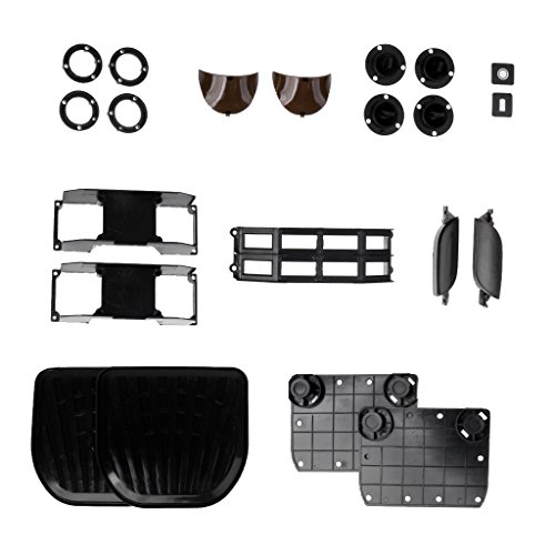 Sharplace Replacement Kit Rubber Pad 6.5 Zoll 2 Wheel Scooter Self Balance Board Parts