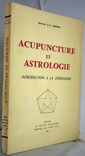 Acupuncture et astrologie: Introduction ...