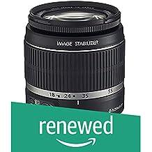 Canon EF-S 18-55mm f/3.5-5.6 IS II SLR Lens White Box (ricondizionato certificato)