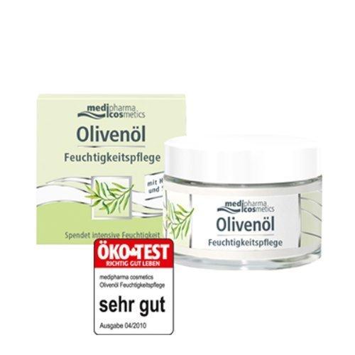 Olivenol Feuchtigkeitspflege 50ml cream by Medipharma Cosmetics by Medipharma Cosmetics