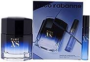 Paco Rabanne Pure XS for Men Eu De Toilette 100 ml + 20 ml Travel Set