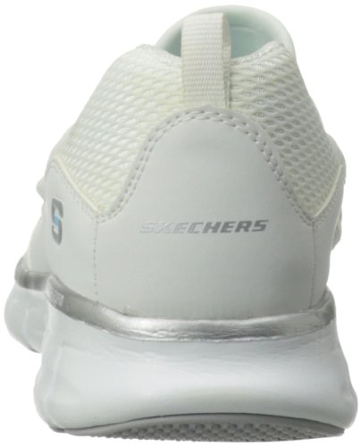 Skechers  Synergy Loving Life, Sneakers Basses femme Blanc Weiß (WSL)