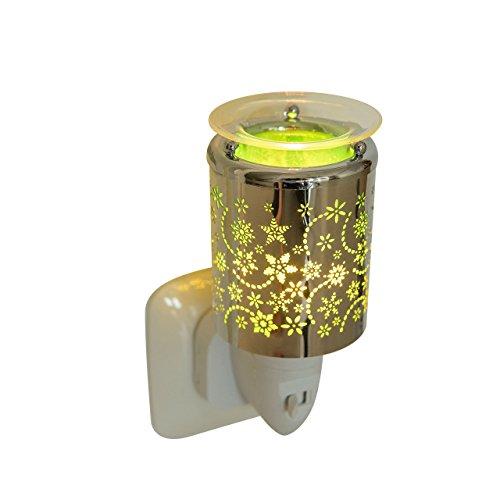 Elektrische Duftkerzen (pajoma Nachtlicht Duftlampe Flowers, elektrisch)