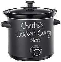 Russell Hobbs Chalkboard Slow Cooker 24810