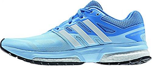 Adidas Response Boost Techfit Women's Chaussure De Course à Pied - SS15 blue