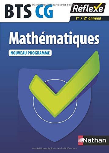 Mathématiques - BTS CG par Muriel Dorembus