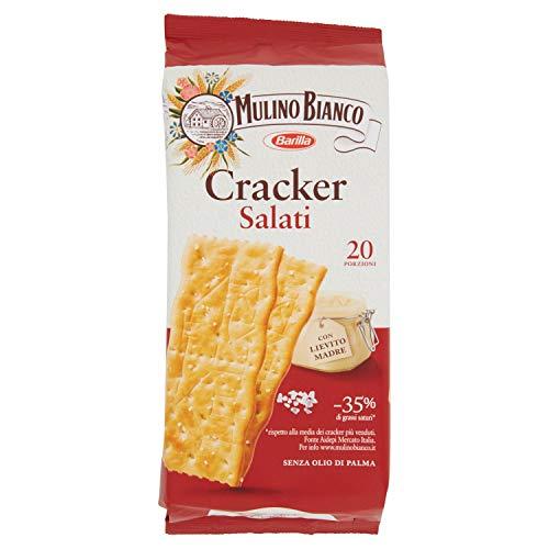 Mulino Bianco, Sfoglia di Grano, Cracker Salati - 500 gr
