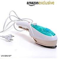 STOREBRIDGE™ Portable Steam Iron Handheld Garment Steamer Household Garment Ironing for Cloths (multicolor)