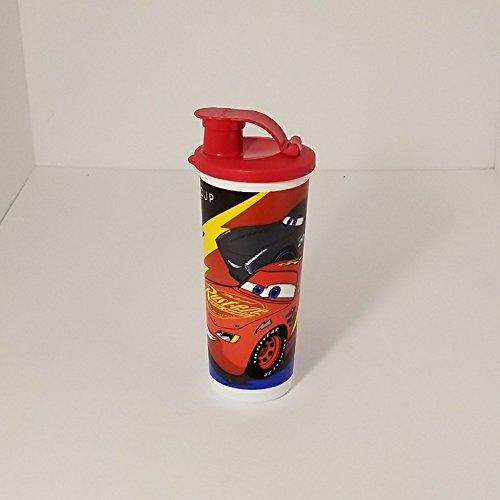 16 Unze Tumbler mit Flip Top Siegel Walt Disney Lightning McQueen Design